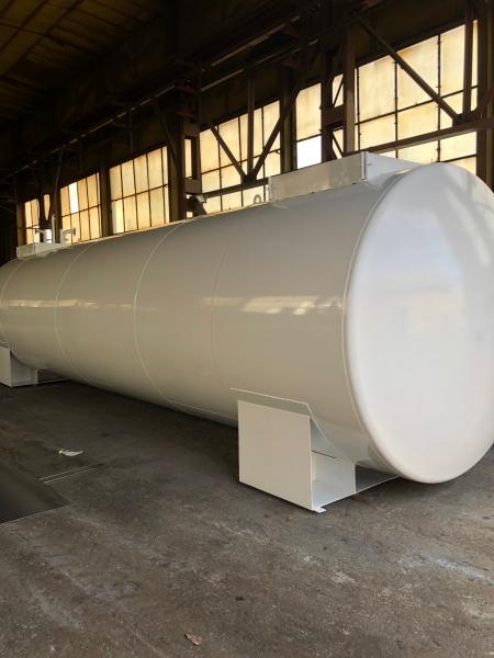 Rezervor suprateran cu pereti dubli  50000 litri 0