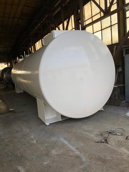 Rezervor suprateran cu pereti dubli  50000 litri 1