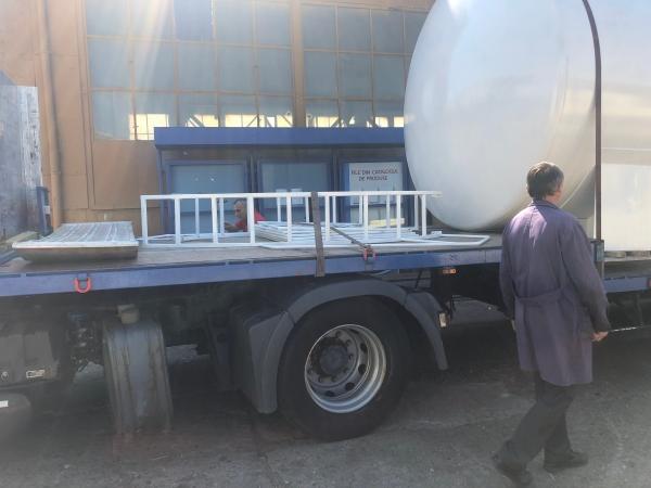 Rezervor suprateran cu pereti dubli  50000 litri 3