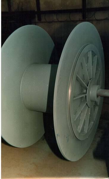 Tamburi metalici si bobine pentru infasurare conductori, cabluri si sarme [19]
