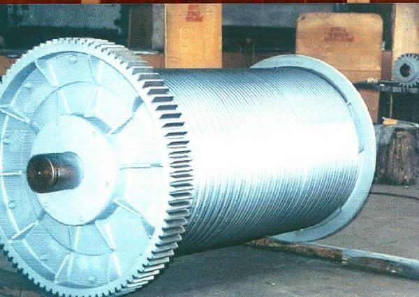 Tamburi metalici si bobine pentru infasurare conductori, cabluri si sarme 10