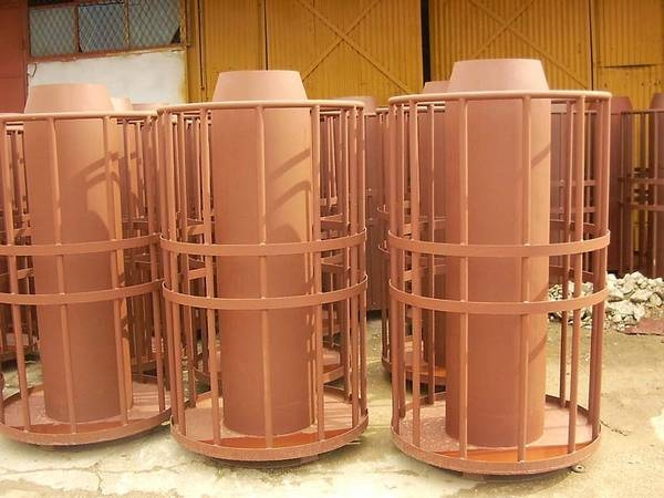 Tamburi metalici si bobine pentru infasurare conductori, cabluri si sarme 3