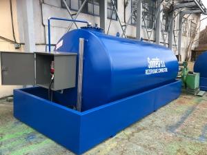 Rezervor suprateran 15000 litri cu pompa ST BOX in cutie0