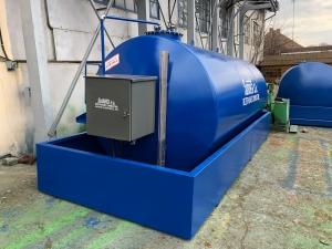 Rezervor suprateran 15000 litri cu pompa ST BOX in cutie3