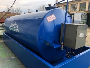 Rezervor suprateran 15000 litri cu pompa ST BOX in cutie4