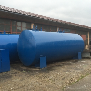 Rezervor suprateran cu pereti dubli  30000 litri0