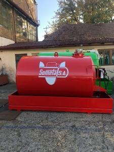 Rezervor suprateran 5000 litri cu cuva2