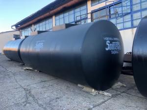 Rezervor subteran 30000 litri cu pereti dubli2
