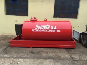 Rezervor suprateran 3000 litri cu pompă ST BOX0