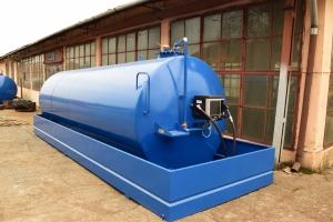 Rezervor suprateran 20000 litri cu pompa electronica CUBE 700