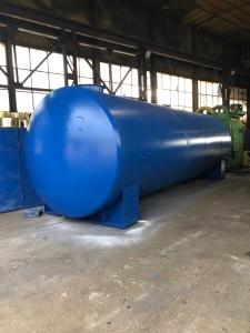 Rezervor suprateran cu pereti dubli  20000 litri [0]