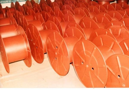 Tamburi metalici si bobine pentru infasurare conductori, cabluri si sarme [12]