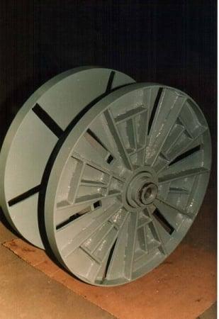 Tamburi metalici si bobine pentru infasurare conductori, cabluri si sarme17