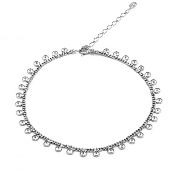 Bratara din argint 925 pentru glezna [0]
