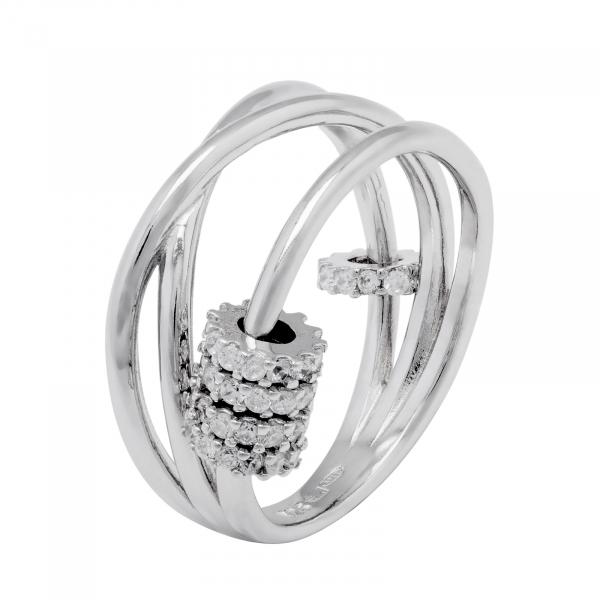 Inel din argint 925 [0]