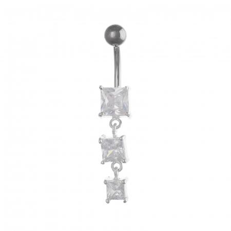 Piercing din argint 925 [0]