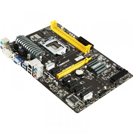 PLACA DE BAZA MINING BIOSTAR TB85 SKT1150 6 X PCI0