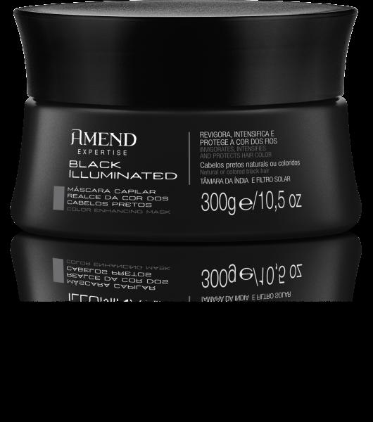 Masca Nuantatoare Negru Black Illuminated 300g [0]