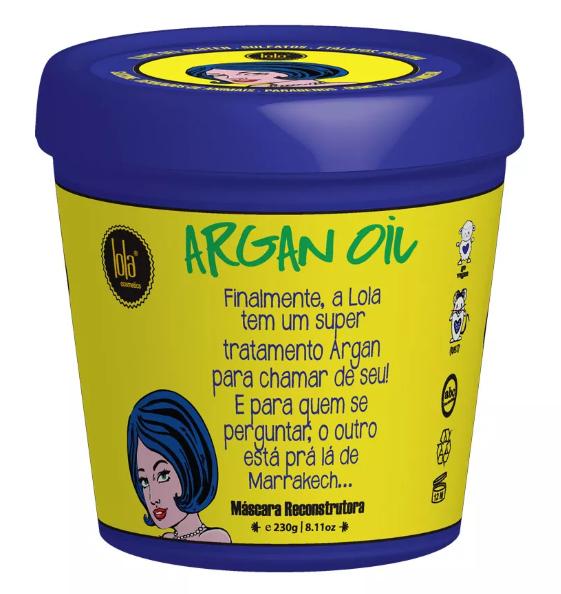 Masca Reconstructiva cu Ulei de Argan 230g 0