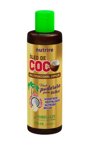 Ulei de Cocos Concentrat Novex 100ml 0