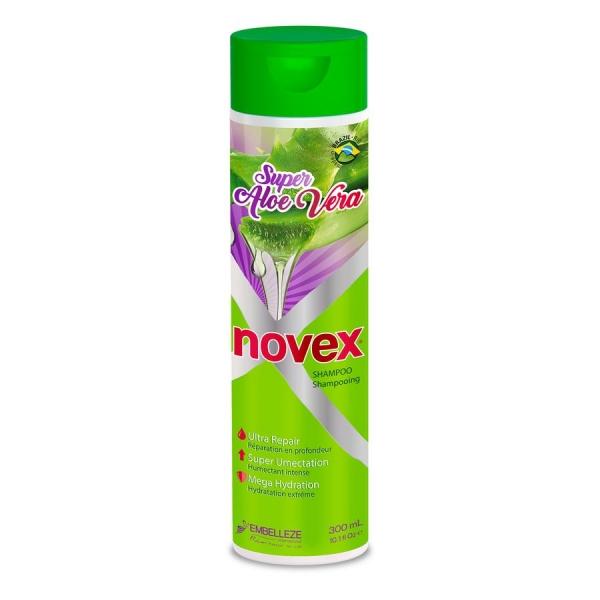 Sampon Reparator cu Aloe Vera 300ml 0