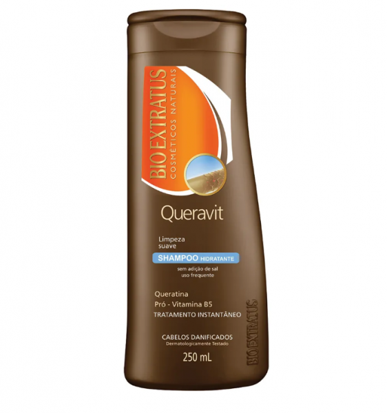 Sampon Hidratant Keratina Braziliana Queravit 250ml 0