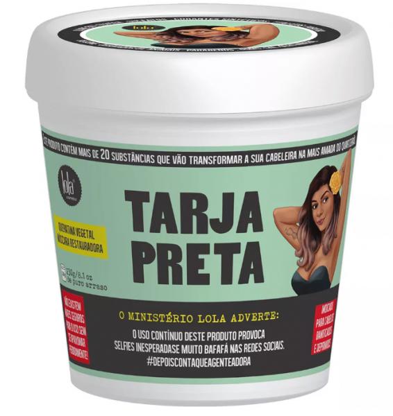 Masca Reparare Profunda Keratina Braziliana 230g 0