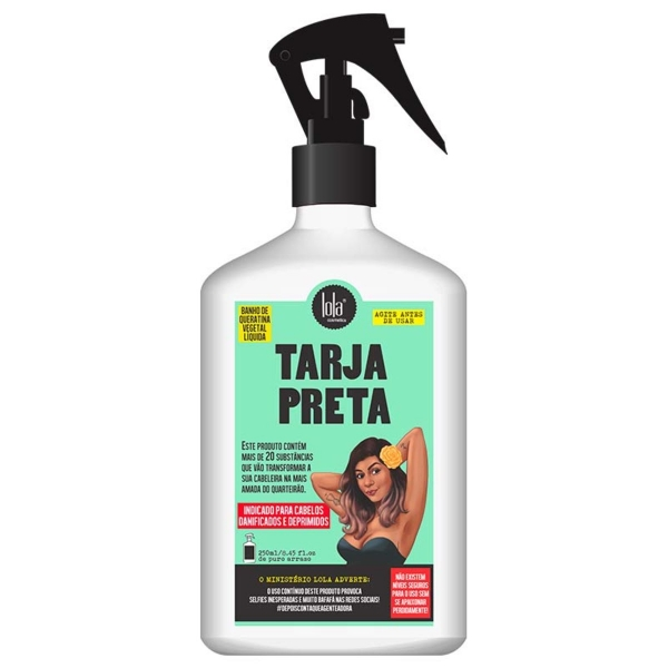 Spray Keratina Vegetala Braziliana 250ml 0