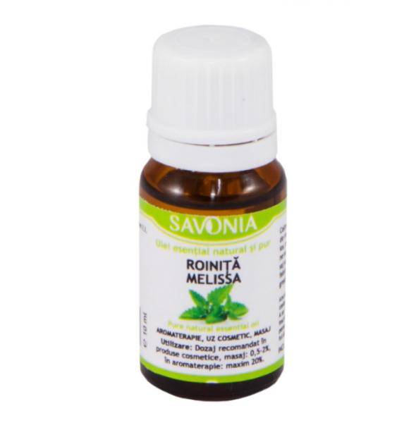 Roinita - Ulei Esential Natural si Pur Savonia 10ml 0