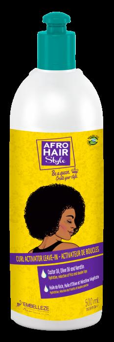 AfroHair Activator de Bucle pentru Par Cret 500g [0]