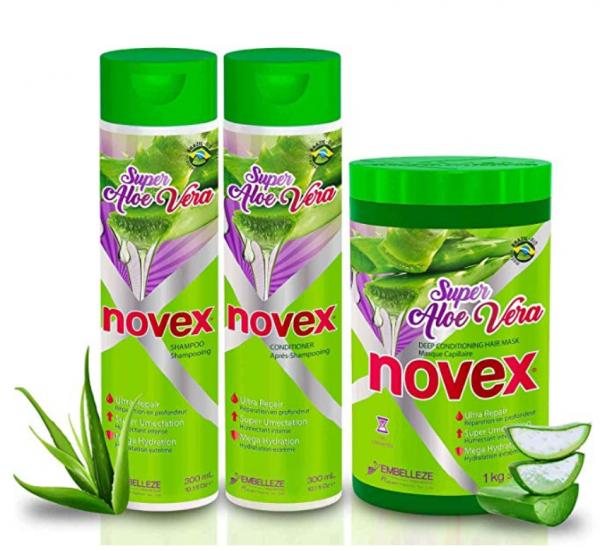 Set Repararea Parului cu Aloe Vera 0