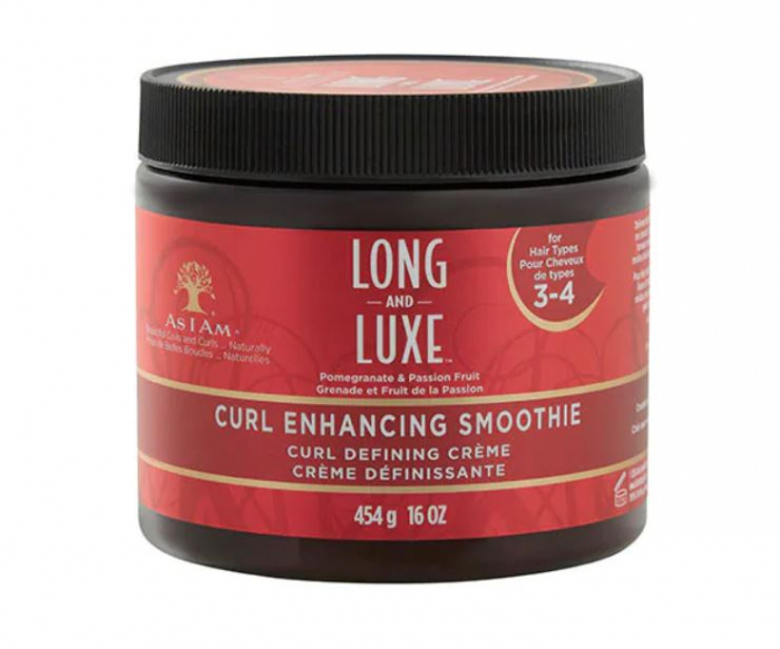As I Am Long and Luxe Crema Modelatoare de Bucle 454g 0