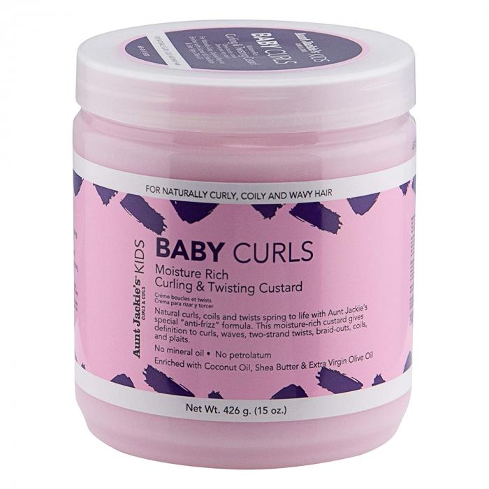 Aunt Jackie's Baby Curls Crema Modelatoare de Bucle Par Cret 426g 0