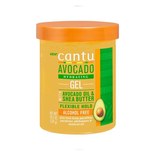 Cantu Avocado Gel Hidratant pentru Stilizarea Buclelor 524g 0