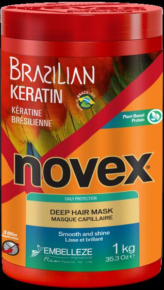 Masca Tratament Profund Keratina Braziliana 1kg [0]
