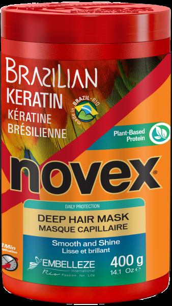 Masca Tratament Profund Keratina Braziliana 400g [0]