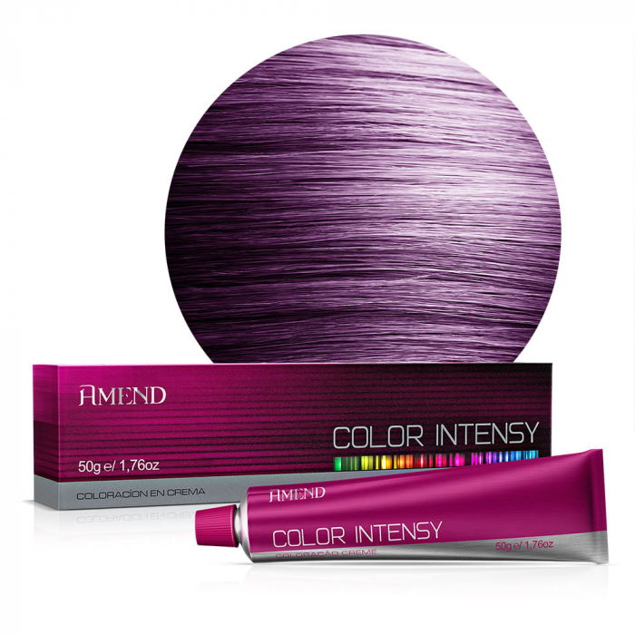 Pigment Crema Permanent Profesionala Color Intensy 0.2 Violet [0]