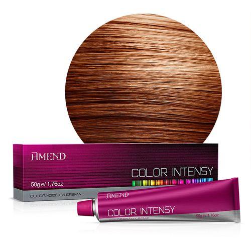 Vopsea Crema Permanenta Profesionala Color Intensy 8.4 Blond Deschis Aramiu [0]