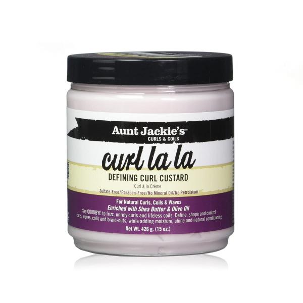Aunt Jackie's Curl La La Crema Modelatoare de Bucle Par Cret si Ondulat 426g 0