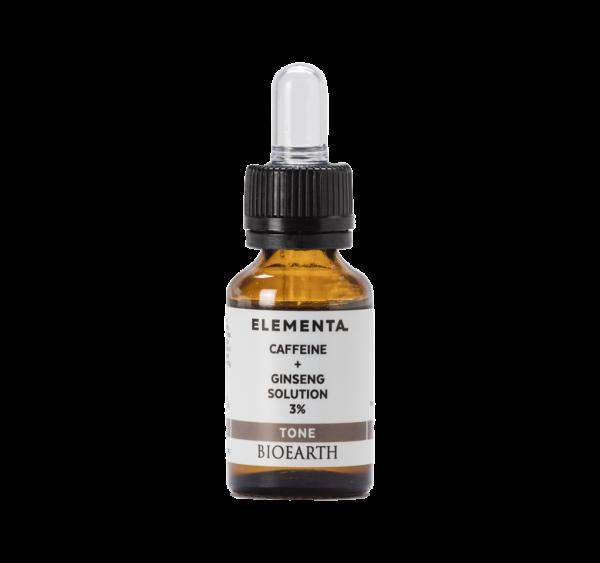 Elementa Cafeina + Ginseng 3% 15ml [0]