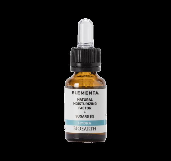 Elementa NMF + Zaharuri Naturale 8% 15ml [0]