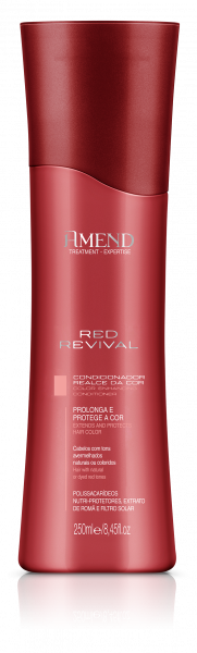 Balsam Nuantator Rosu Expertise Red Revival 250ml 0