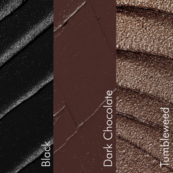 Set Creion Kajal, Fard de Pleople, Blush & Ruj Multifunctional pentru Ochi si Fata 3