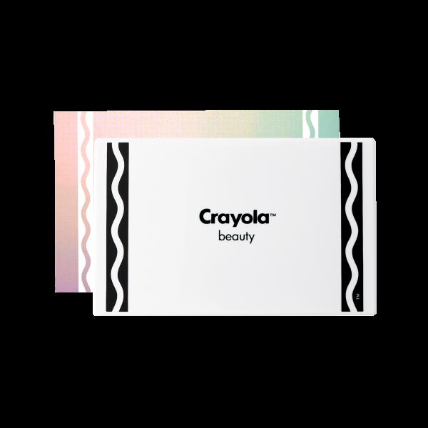 Paleta Farduri de Pleoape Crayola Beauty 2