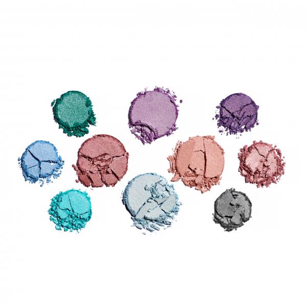 Paleta Farduri de Pleoape Crayola Beauty 1