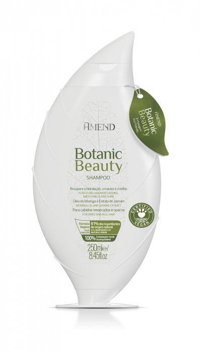 Sampon Hidratant Botanic Beauty Floral 250ml 0
