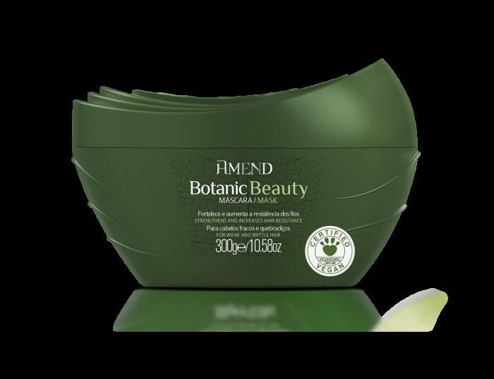 Masca Tratament Revitalizant Botanic Beauty Herbal 300g 0