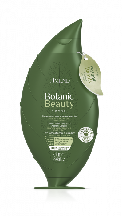 Sampon Revitalizant Botanic Beauty Herbal 250ml [0]