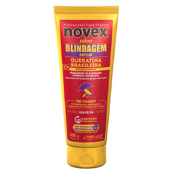 Set Netezire Efect Drept cu Biotina si Keratina Braziliana 4