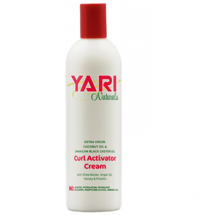 Yari Naturals Activator de Bucle pentru Par Cret si Ondulat 375ml 0